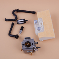 LETAOSK Carburetor With Filter Line Fit For Stihl MS390 MS290 MS310 029 039 290 310 390 Chainsaw