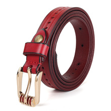 Women's Hot Leather Belt