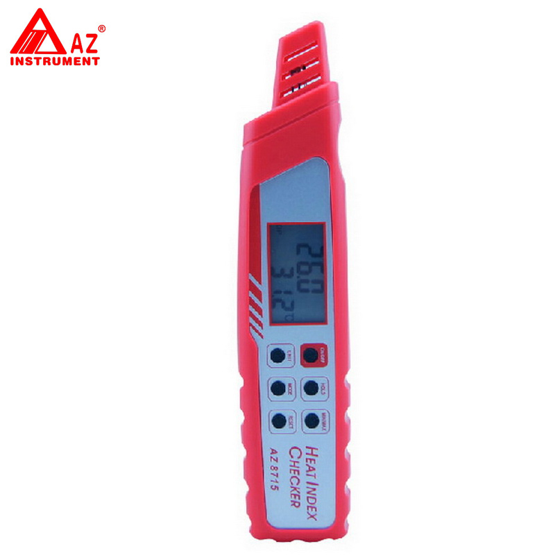 AZ-8715 Heat Stroke Prevention Meter ,Pen Heat Index Meter