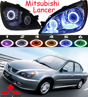 Mitsubish Lancer Headlight 2006 Fit For LHD RHD Free Ship Lancer Fog Light 2ps Se 2pcs