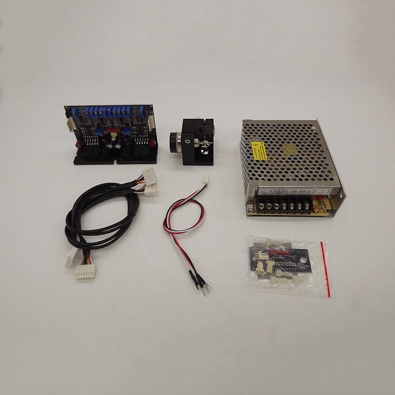GT-30 35Kpps Galvo Scanner Laser Scanning Galvo Galvanometer Scanner Set For DJ Laser Light Show 1064 fiber laser engraving machine galvo scanning scanner