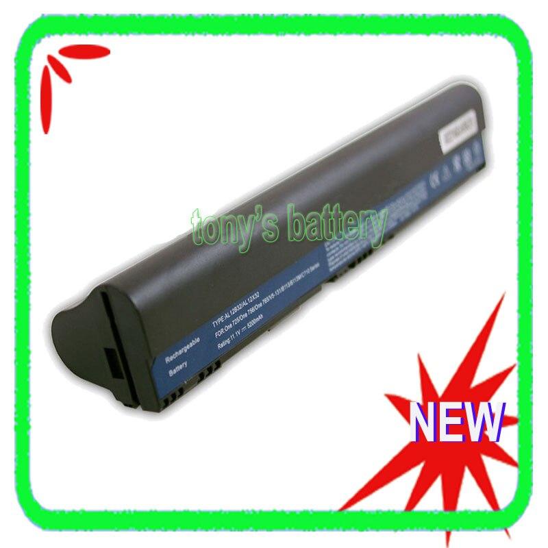 6Cell Battery For Acer Aspire V5 V5 121 V5 123 V5 131 V5 171 C7 C710 TravelMate B113 B113M