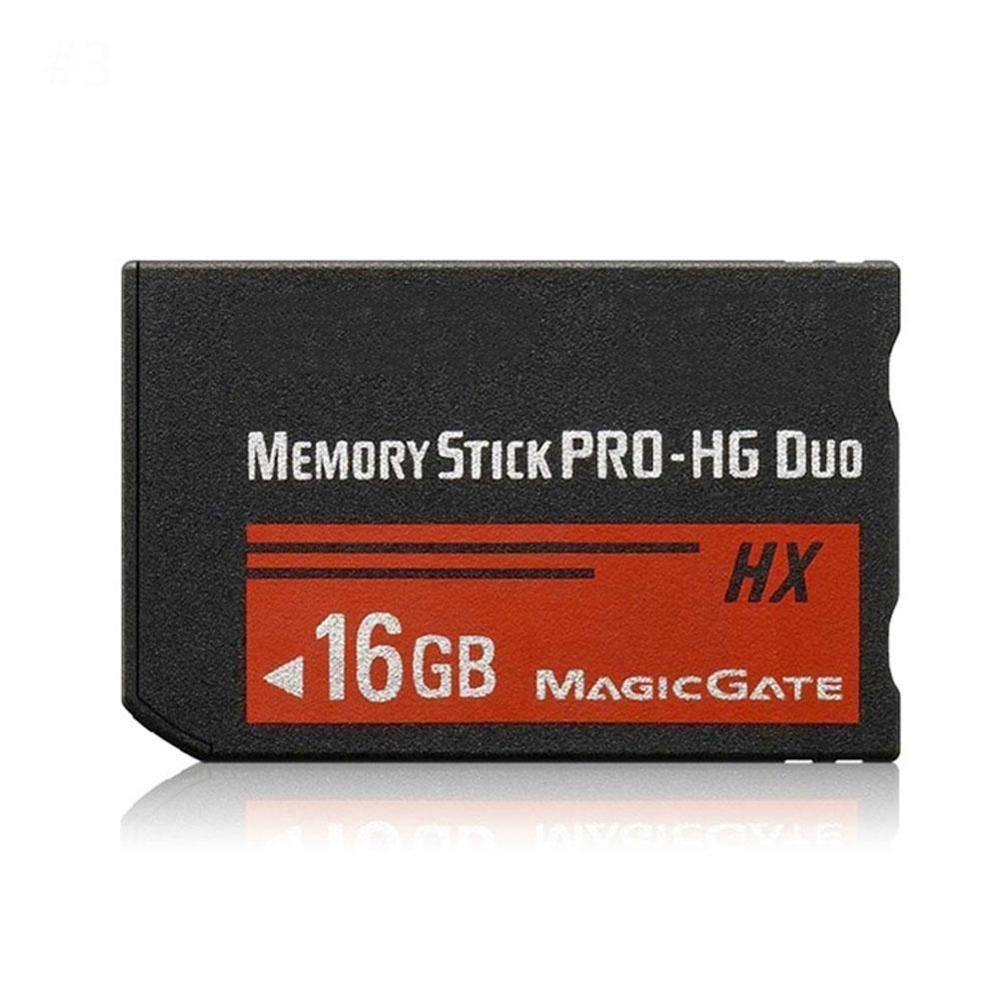 For Sony 4GB 8GB 16GB 32GB 64GB PSP 1000/2000/3000 Memory Stick MS Pro Duo Memory Card 2