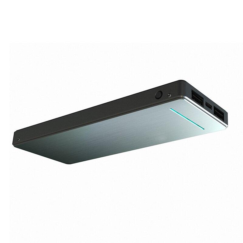 Бесплатная доставка 100% Новый бренд золотой слиток реальная емкость 9000 мАч Power Bank Прямоугольник зарядное устройство для многих мобильных ус...