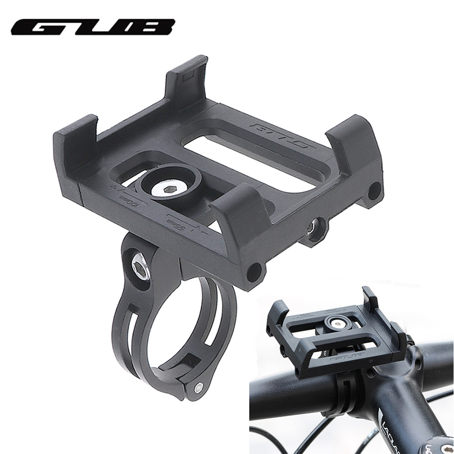 Bicycle Phone holder Reliable Mount Universal MTB Mobile Cell GPS Metal Motorcycle Holder on Road bike Handlebar image