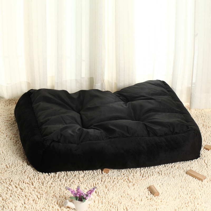 Aliexpress Com Janpet Size Large Dog Bed Mat Soft Fleece Pet Puppy Cat Warm House Plush Cozy Nest Pad Xs L From Reliable