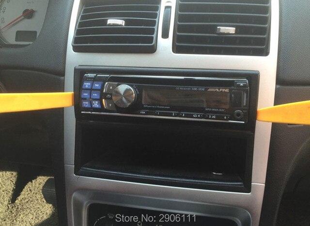 4pcs Car Radio Dismantling Plastic Tool Kit For Nissan