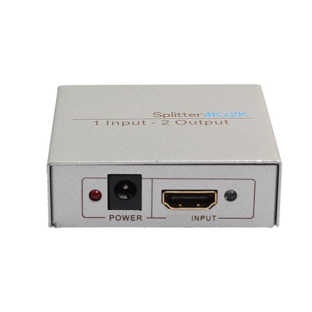 Usps Ultra Hd 4 K 2 Port Hdmi Splitter 1 × 2 Repeater Verstärker 1080 P 3d Hub 1 In 2 Heraus 2019 Neue Tropfen Verschiffen Zahlreich In Vielfalt Computer-peripheriegeräte Kvm-switches