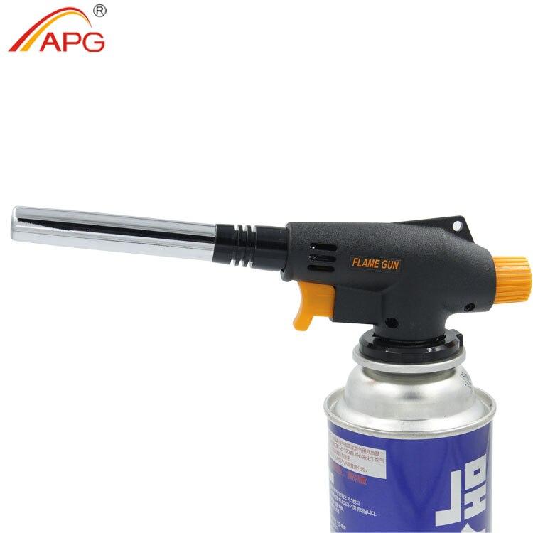 APG De Soudage Butane Brûleurs et Super Long résistant à l'humidité Flamme Gun
