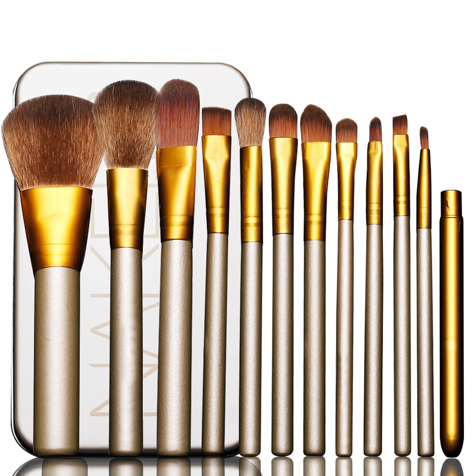 Mt43 1 Set Kits 100 Brand New Foundation Makeup Cosmetic Brush Portable Popular Fashion For