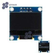 0.96″ Inch White  I2C IIC OLED LCD Module Serial 128X64 LED Display for Arduino 51 MSP420 STIM32 SCR lcd display