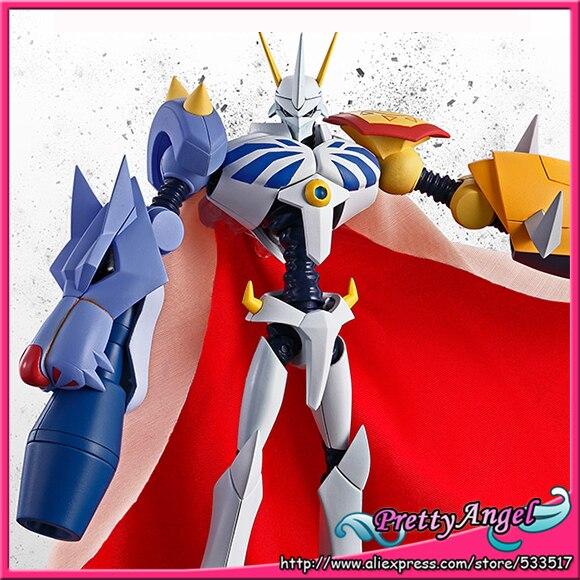 PrettyAngel-Véritable Bandai S. H. Figuarts Exclusive limitée Édition Digimon Adventure Omegamon Action Figure