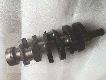 Коленчатый вал для Laidong KAMA L380 и для Yuchai, номер детали: