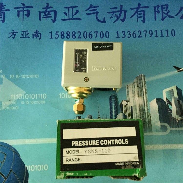 YSNS-110 YSC  Pressure Controls pressure switch pneumatic component air tools su63 100 s airtac air cylinder pneumatic component air tools su series
