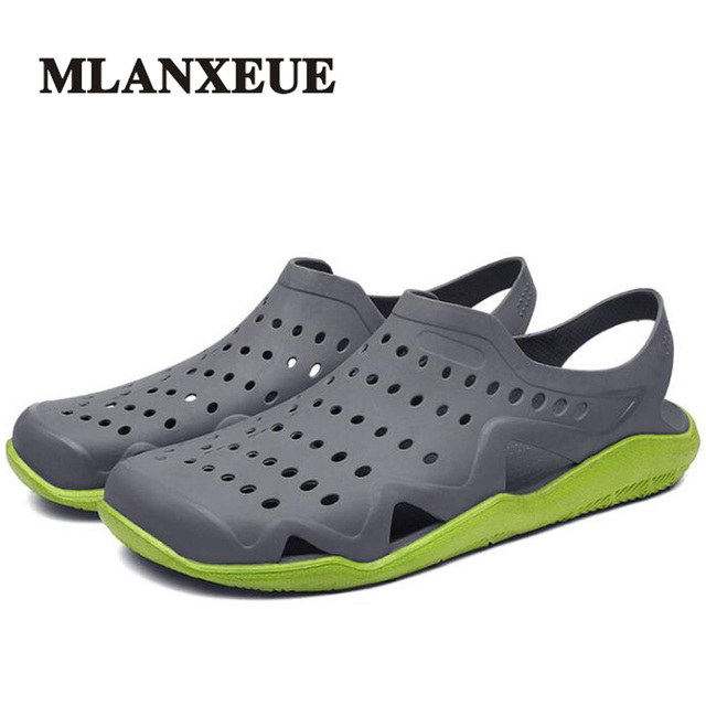 Men Stylish Outdoor Hollow-out BreathableSandals free shipping eastbay excellent for sale buy cheap eastbay 100% guaranteed online browse HzjiFG