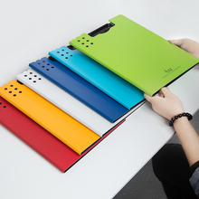 GUANGBO 238*315mm Board A4 Professional Classical File Folder Clip Office &School Supplies Filing Product File Folder Waterproof