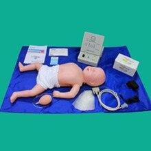 Улучшенный тренировочный манекен CPR модель, Младенческая Первая помощь Манекен Модель, младенческой CPR Манекен Модель