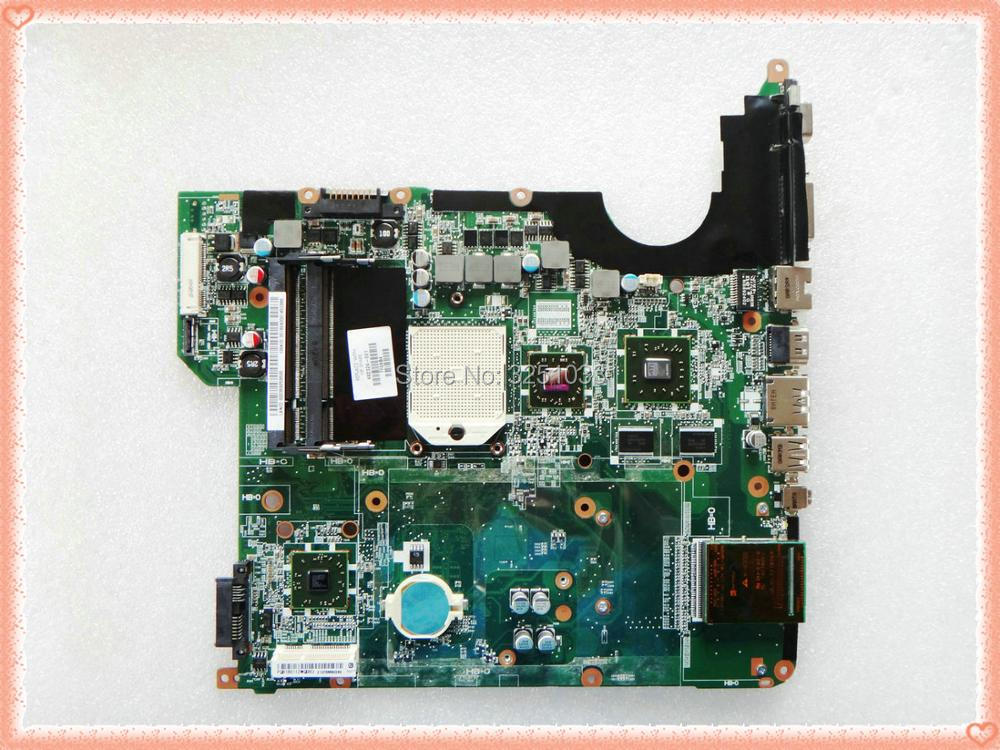 482324-001 for HP DV5 DV5Z-1000 laptop motherboard 502638-001 Non-integrated DRR2 100% Working on sale 641489 001 placa madre for hp pavillion dv6 dv6 6000 motherboard hm65 non integrated with graphics ddr3 hd6770