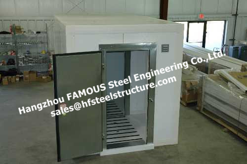 China Supplier Blast Freezer Chillers And Hardeners Customized Walk In Cooler And Freezer Units Cold Room For Fruit Vegetables