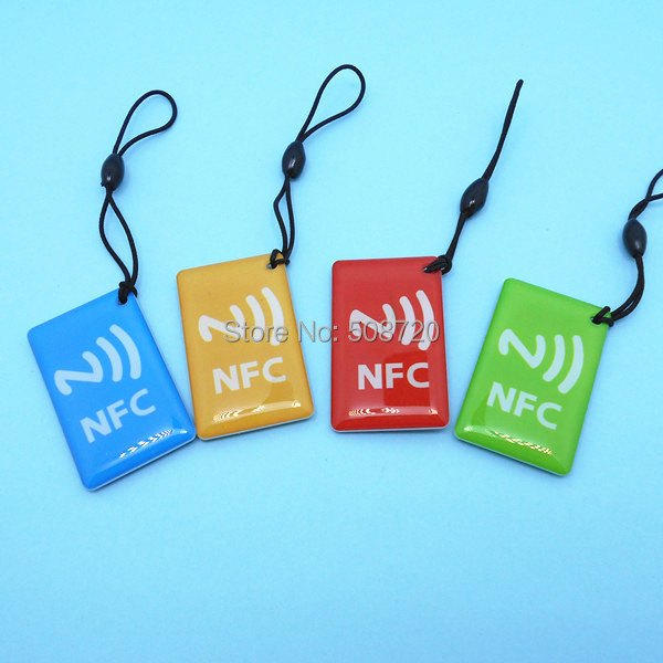 4pcs NFC Smart Tags Ntag203 Card for Sony Xperia Samsung Note3 S4 Nokia Lumia 920 Nexus 4/10 Oppo LG HTC smartrac nfc ntag 203 circus 23mm stickers set windows android htc samsung nokia