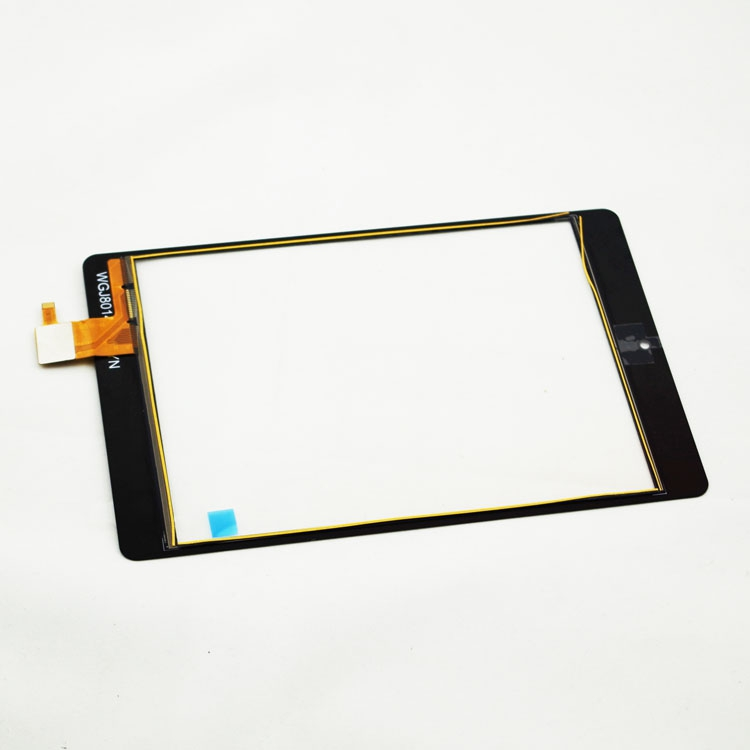 New 8 Inch Touch Screen Glass Panel Digitizer Sensor For F-WGJ80148-V1 new original touch glass touch screen panel new for ns8 tv01 v1