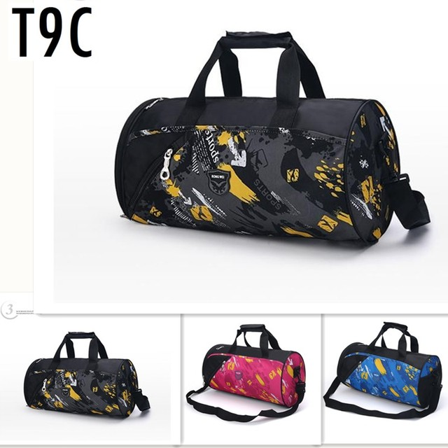 0 Brand New Gym Bags Brand Waterproof Mulitifunctional Outdoor Men luggage travel Bag Men's Backpacks Sports Bags Duffle Bag