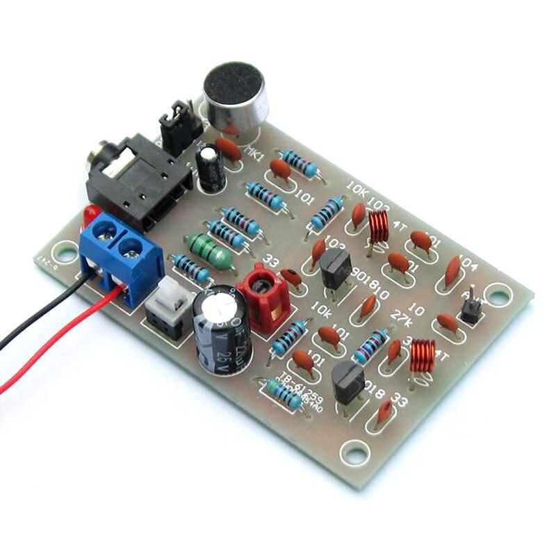 Unterhaltungselektronik Neue 76-110 Mhz Fm Mp3 Drahtlose Mikrofon Radio Sender Bord Mit Batterie Fall Diy Kit A5-011