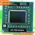 Доставка бесплатно Для AMD ноутбук Мобильный A10 4600 М A10-4600м QS/ES Socket FS1 ПРОЦЕССОРА 4 М Кэш/2.3 ГГц/Quad-Core processor