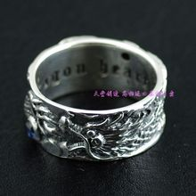 925 pure silver thai silver ring