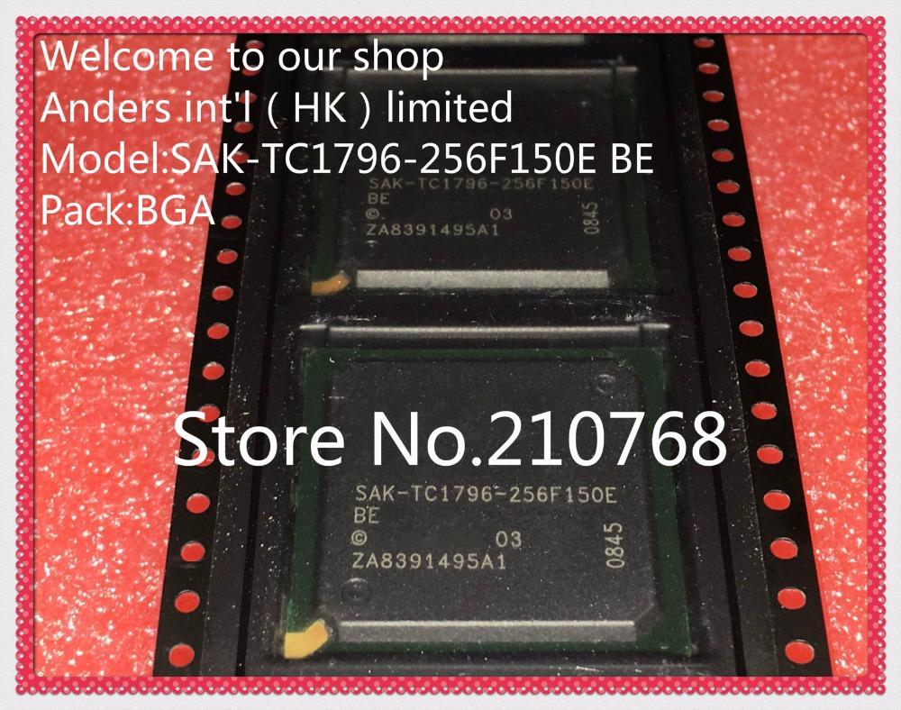 100 new original 5pcs lot SAK TC1796 256F150E SAK TC1796 256F150EBE SAK