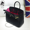telesafei 3 Sizes Top grade luxurious brand designer Logo pattern Bags Women genuine leather bag High Quality with lock
