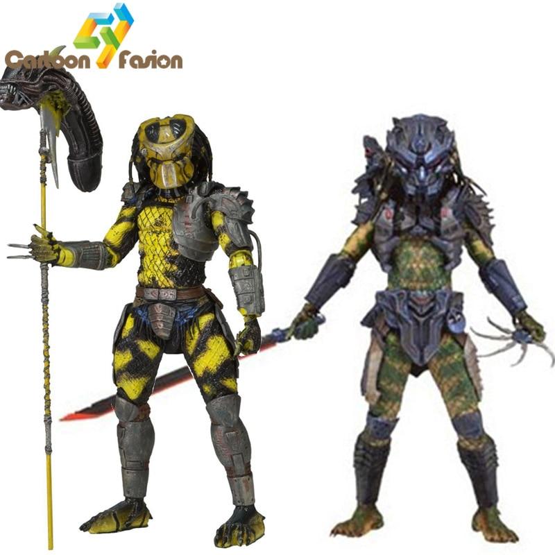все цены на NECA AVP Aliens vs Predator 7