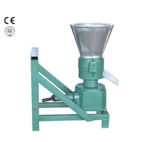 PTO K200P Pellet Press Wood Pellet Mill Machine Feed Pellet Machine