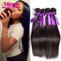 8A Brazilian Virgin Hair Straight 4 Bundles Mink Brazillian Hair Weave Bundles Human Hair Bundles Best Brazilian Straight Hair