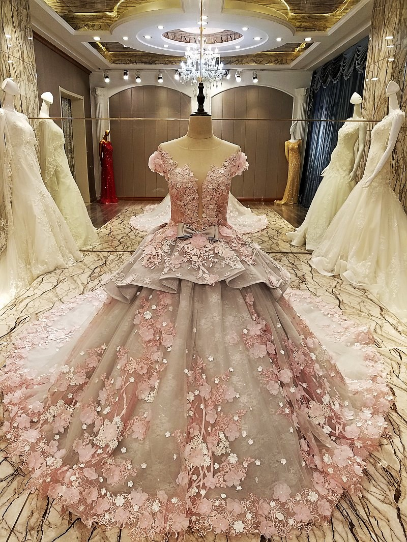 LS83920 φερμουάρ φόρεμα φερμουάρ πίσω - Ειδικές φορέματα περίπτωσης - Φωτογραφία 2