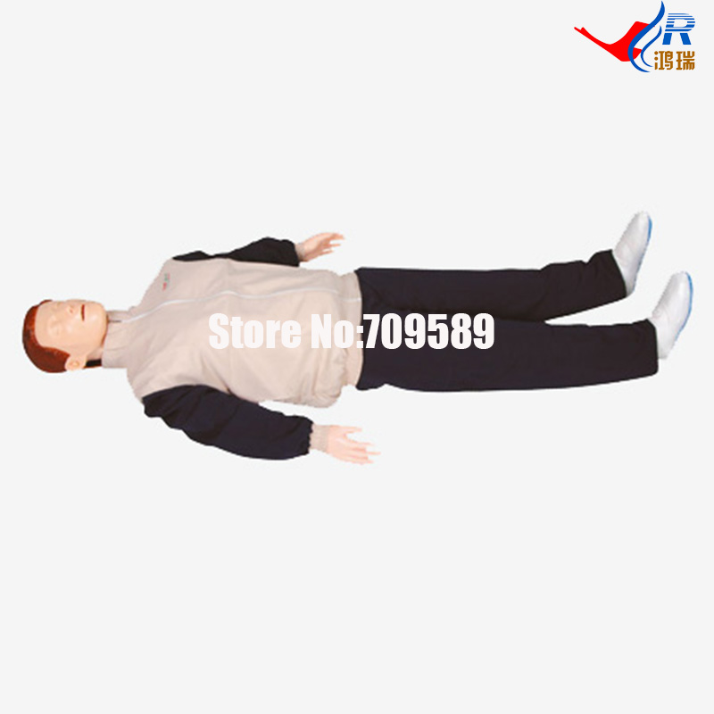 Advanced Multifunctional CPR Training Manikin, CPR Manikin bix h2400 advanced full function nursing training manikin with blood pressure measure w194