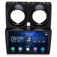 Зеркало Ссылка Поддержка zeepin Android 6.0 9 дюймов Авто Аудио Автомобильный Мультимедийный Плеер для Nissan Qashqai 07 15