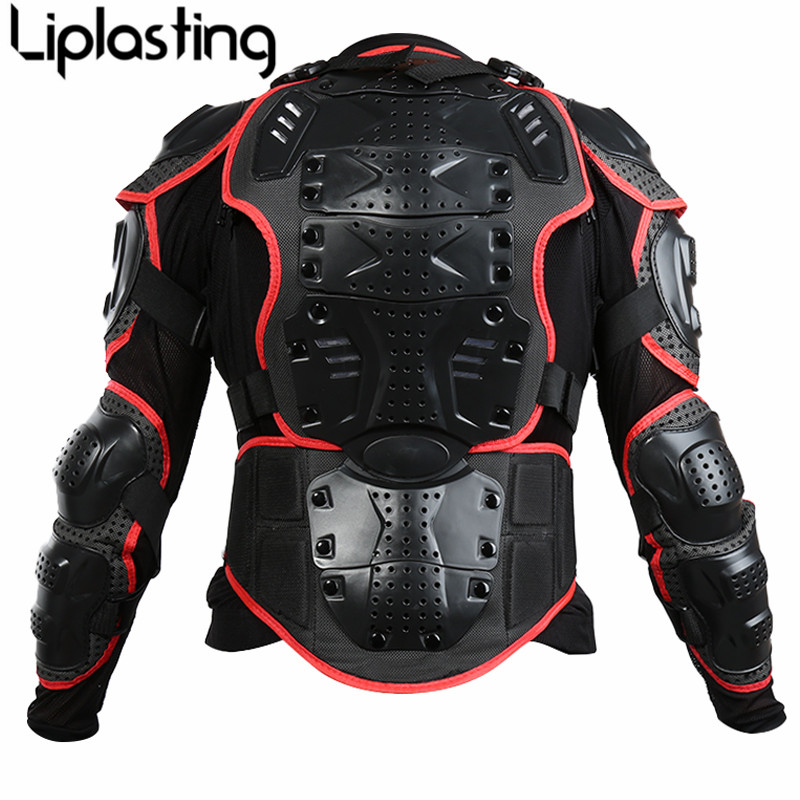 Unisex Motorcycle Armor Protection Motocross Clothing Jacket Protector Moto Cross Back Armor Protective Gear XNC