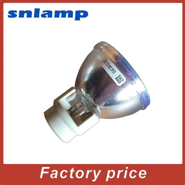 Tüketici Elektroniği'ten Projektör Ampulleri'de 100% Orijinal Çıplak Projektör lambası DE.5811116885 için çıplak lamba Osram EH1060i EX779i
