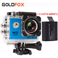 SJ4000 MIni Camera 30M Go Waterproof Pro 1080P Full HD Sport DV Action Camera Car DVRAdd One Extra Battery