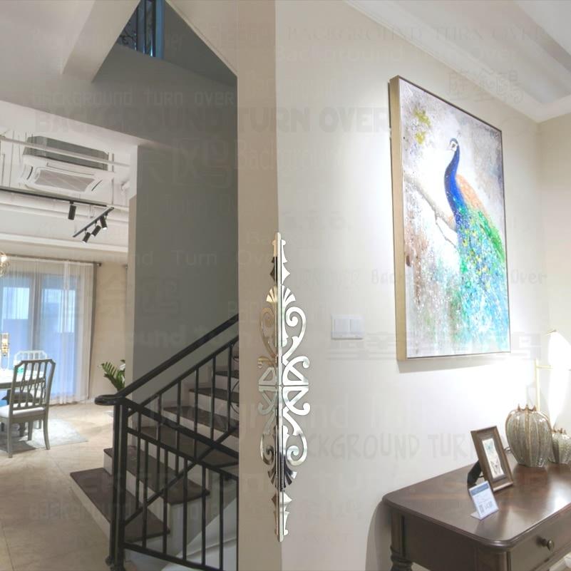 Creative Palace Style malu un stūru sargi mājas rotājumi sienas - Mājas dekors - Foto 1