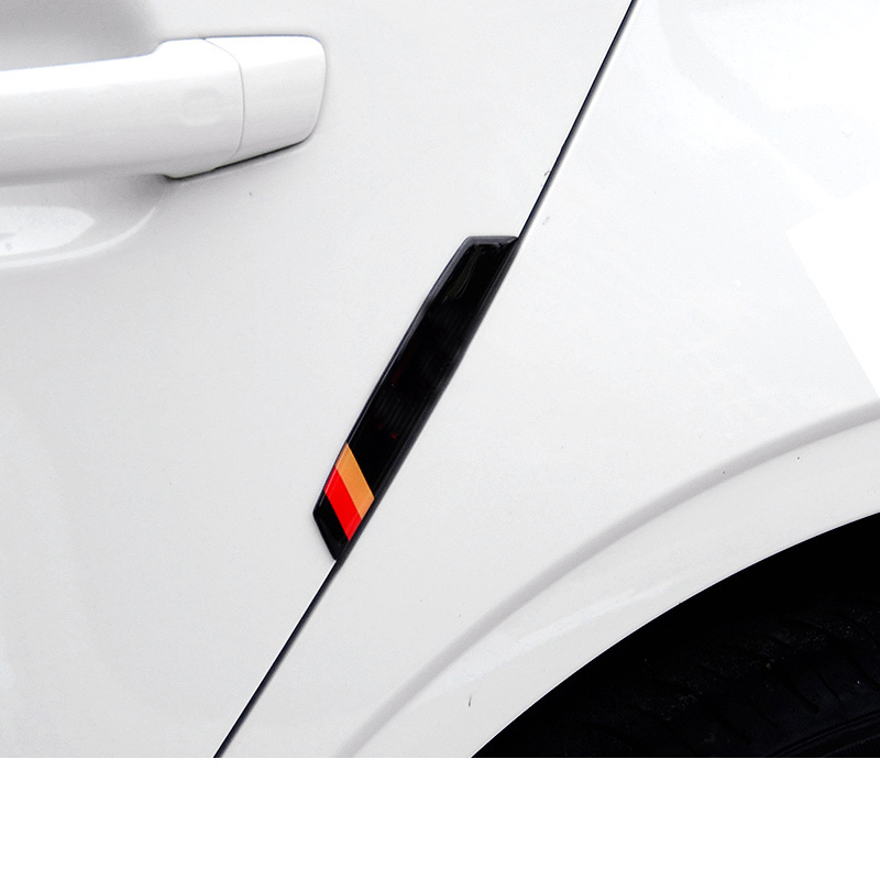 Lsrtw2017 PVC Car Door Edge Anti collision Trims for Audi A4 A6 A3 Q3 Q5 Q5 in Interior Mouldings from Automobiles Motorcycles