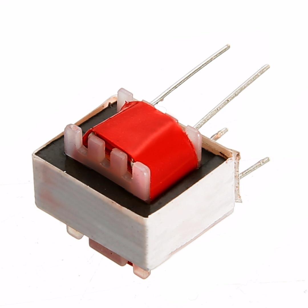 10pcs Nickel Alloy Audio Transformers 600:600 Ohm Europe 1:1 EI14 Isolation Transformer Mayitr