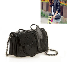 Womens Butterfly Clutch ChaIn Purse Handbag Shoulder Bag Evening Party