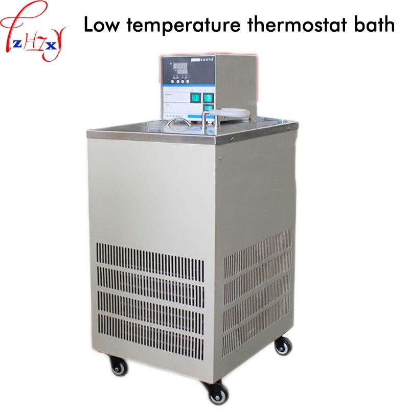 Низкая температура термостатический Ванна dc 0520 Многофункциональный Тесты цистерны криогенные термостат бак 220 В 1 шт.