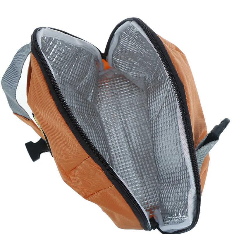 Oxford ใหญ่ cooler กระเป๋า thermo อาหารกลางวัน picnic กล่อง cool กระเป๋าเป้สะพายหลังแพ็คน้ำแข็งสด carrier ความร้อนไหล่กระเป๋า