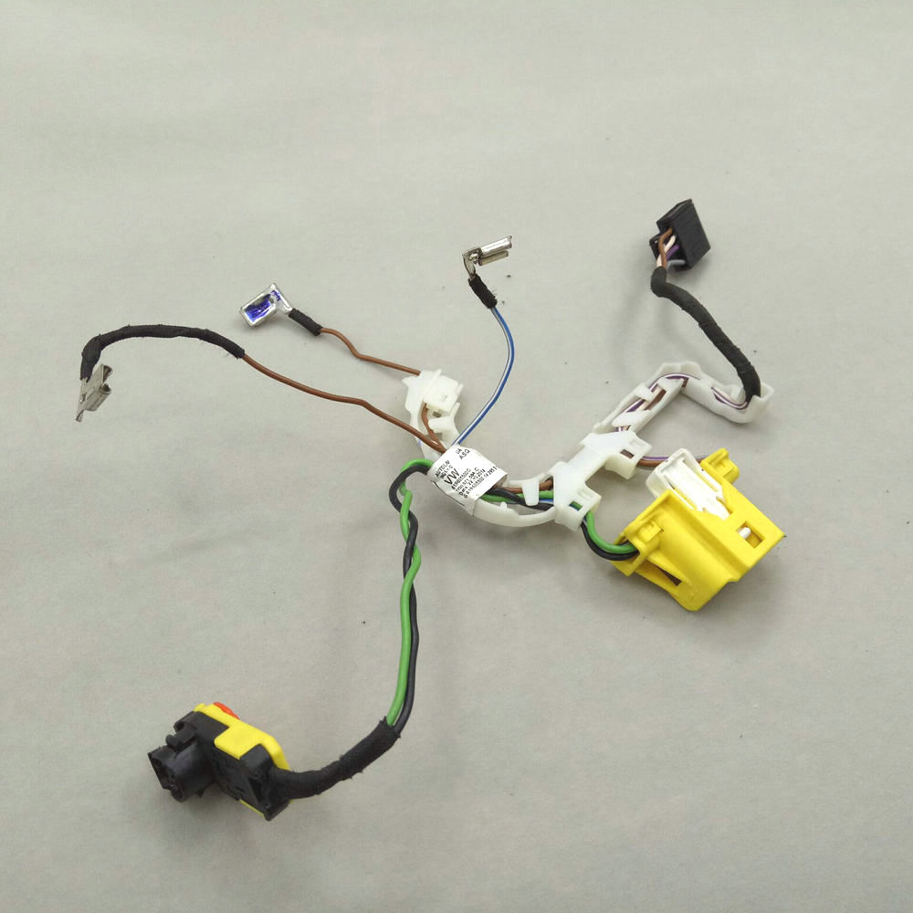 VAG OEM Golf 7 MK7 multifunction steering wheel harness Cable ... X Oem Wiring Harness on