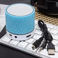 Mini Speaker Sem Fio Bluetooth Inteligente LEVOU Caixa De Som Suporte Cartão SD USB Mãos Livres Chamada Speaker Portátil Com Mic Para O Telefone PC