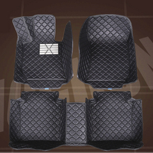 Car floor mats for Lexus J100 LX470 LX 470 J200 LX570 RX200T RX270 RX350 NX200 GS250 car-styling carpet