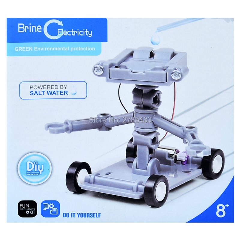 Construction robot powered kit diy toys science and technology definition of brandutomy youve got a friend in the toy wrold solutioingenieria Image collections